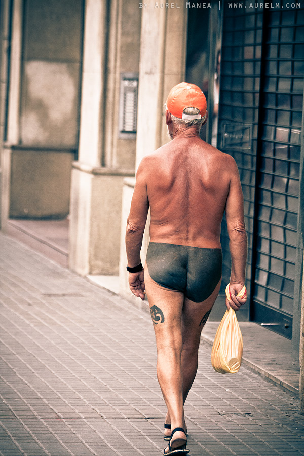 urban Spain nudist Barcelona