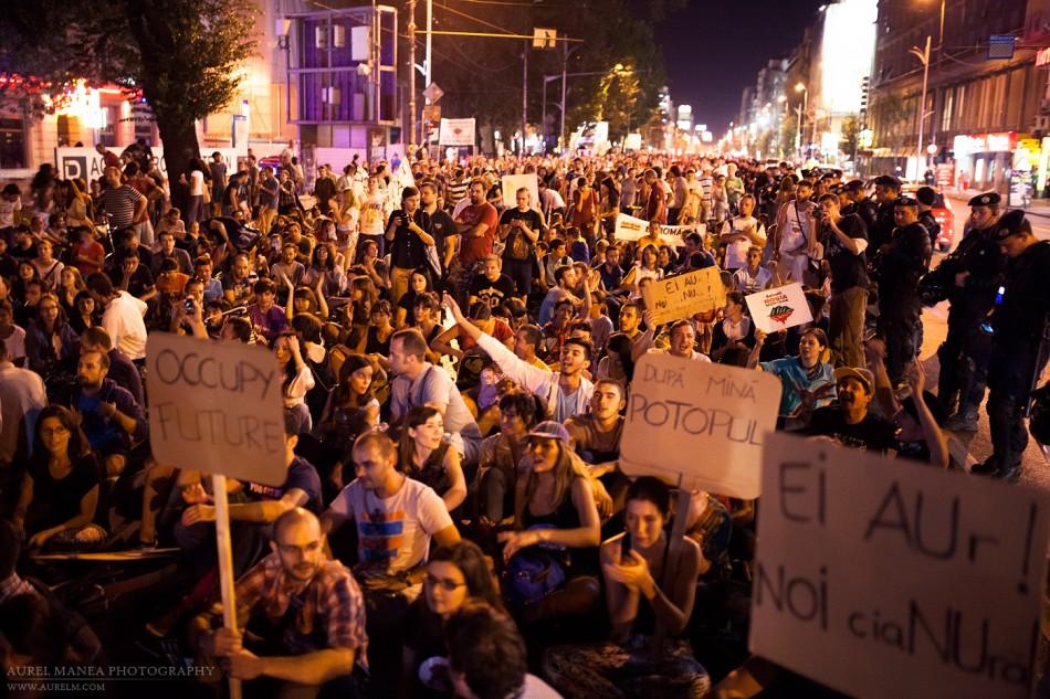 Bucuresti-proteste-Rosia-Montana-Universitate-23