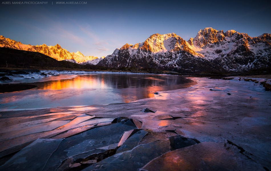 Frozen-lake-in-lofoten-01