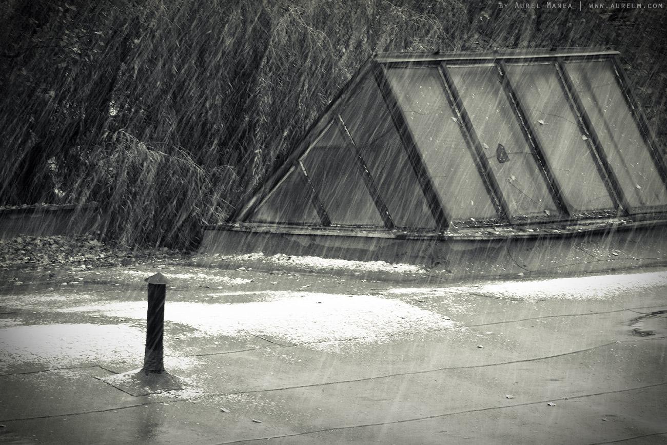 White rain.. in black and white - DYSTALGIA : Aurel Manea ...