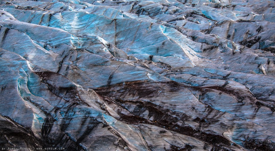 Vatnajkull texture Iceland ice climbers blue 
