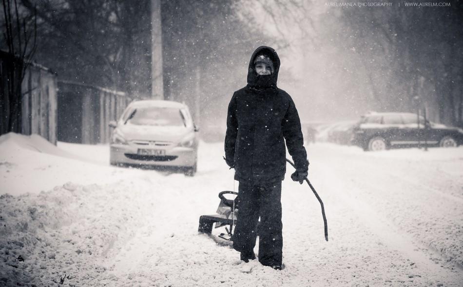viscol-Bucuresti-25-ianuarie-2014-copil-cu-sanie